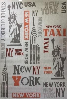 Циновка Balta Star 19091/064 (140x200, слоновая кость Нью-Йорк)