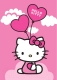 Ковер Associated Weavers Hello Kitty Ballons 95x133 -