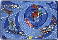 Ковер Associated Weavers Planes 70 95x133 -