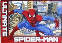 Ковер Associated Weavers Spider-Man Roof 95x133 -