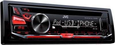 Автомагнитола JVC KD-R671