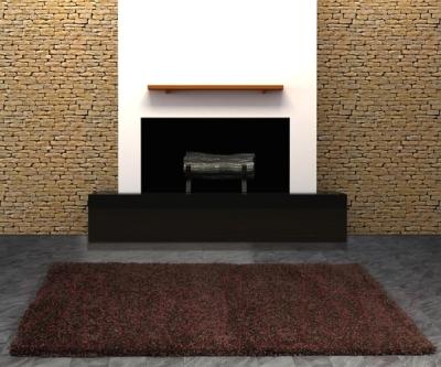 Ковер OZ Kaplan Lobby (133x195, коричневый)