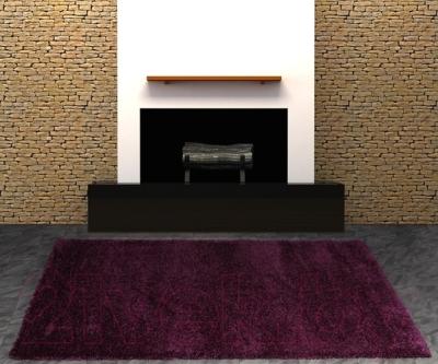 Ковер OZ Kaplan Lobby (80x150, лиловый)