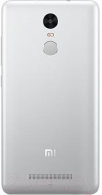Смартфон Xiaomi Redmi Note 3 32Gb (белый/серебро)