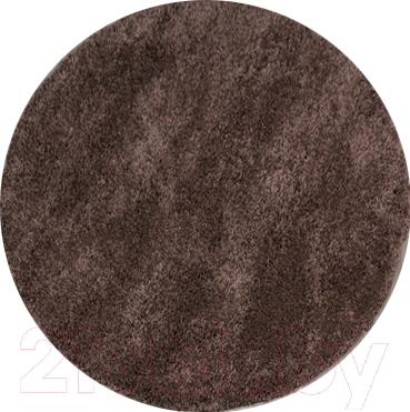 Ковер OZ Kaplan Super Shaggy (160x160, коричневый)