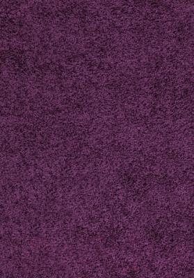 Ковер OZ Kaplan Super Shaggy (160x230, лиловый)