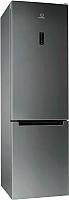 Холодильник с морозильником Indesit DF6201XR -