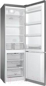 Холодильник с морозильником Indesit DF6201XR