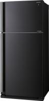 Холодильник с морозильником Sharp SJ-XE55PMBK -