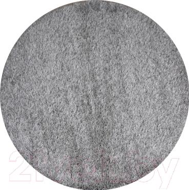 Ковер OZ Kaplan Super Shaggy (120x120, серебряный)