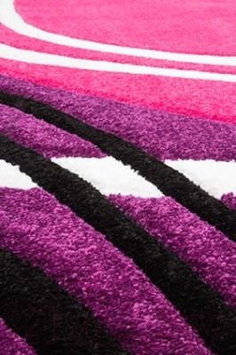 Ковер Lalee California 104 (120x170, фуксия-пурпурный)