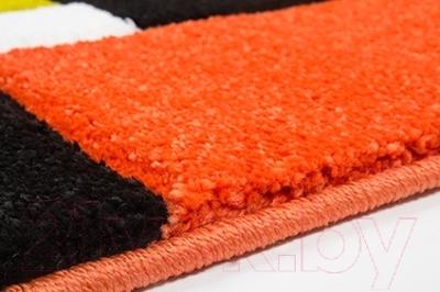 Ковер Lalee California 162 (160x230, оранжевый-салатовый)