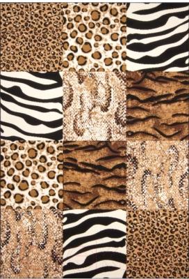 Ковер Lalee Contempo 138 (160x230, леопард)