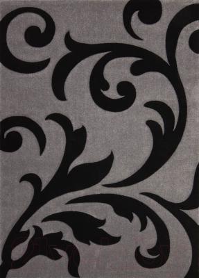 Ковер Lalee Lambada 451 (120x170, серебряный-черный)