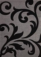 Ковер Lalee Lambada 451 (160x230, серебряный-черный) -