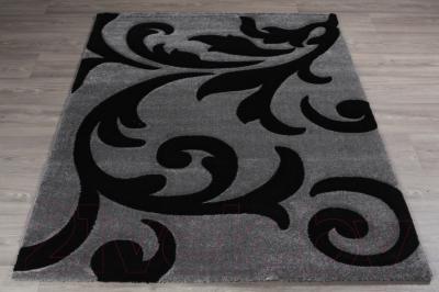 Ковер Lalee Lambada 451 (80x150, серебряный-черный)