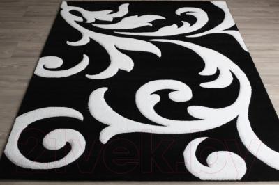 Ковер Lalee Lambada 451 (120x170, черный-белый)
