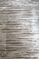 Ковер Flora Leo (160x230, бежевый/белый) -