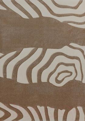 Ковер Haskaplan Lucia 459 (80x200, бежевый/белый)