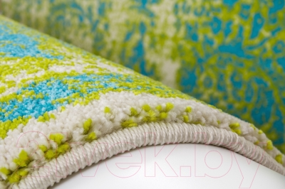 Ковер Lalee Maya 484 (160x230, зеленый-голубой)