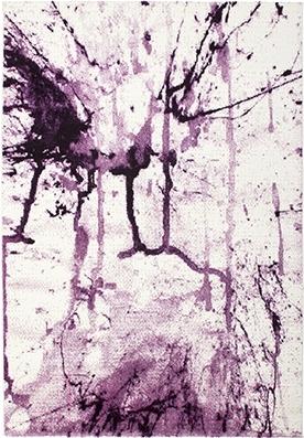 Ковер Lalee Sylt (160x230, пурпурный)