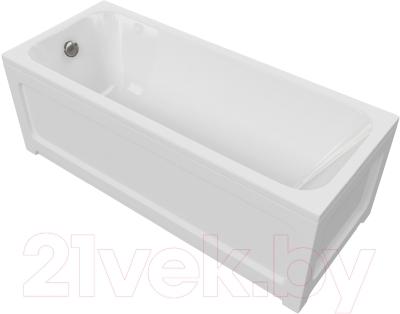 Экран для ванны Aquatek Мия 150