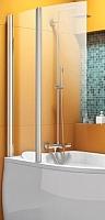Стеклянная шторка для ванны Kolpa-San Sole TP 104 -