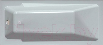 Ванна акриловая Kolpa-San Armida 180x80 (экран + каркас + сифон)