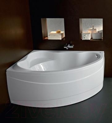 Ванна акриловая Kolpa-San Lulu 170x110 L (экран + каркас + сифон)