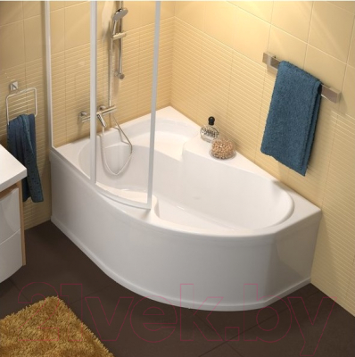 Экран для ванны Ravak Rosa I (CZH1000A00)