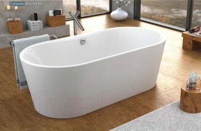Ванна акриловая Kolpa-San Comodo 185x90 (экран + каркас + сифон)