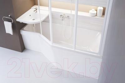 Экран для ванны Ravak BeHappy 160 R (CZ16100A00)