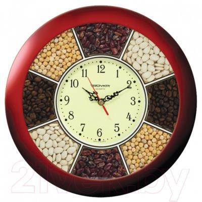 Настенные часы Тройка 11131141