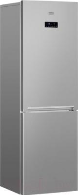 Холодильник с морозильником Beko CNKL7321EC0S