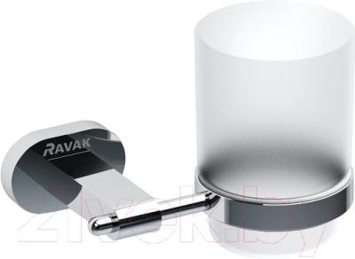 Стакан для зубных щеток Ravak X07P188