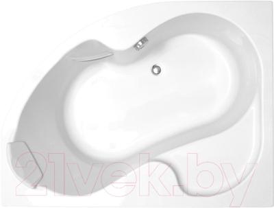 Ванна акриловая Ravak Rosa 140x105 L (CI01000000)