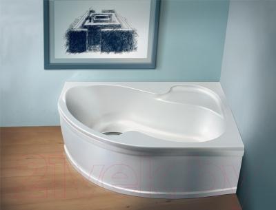 Ванна акриловая Ravak Rosa 140x105 R (CV01000000)