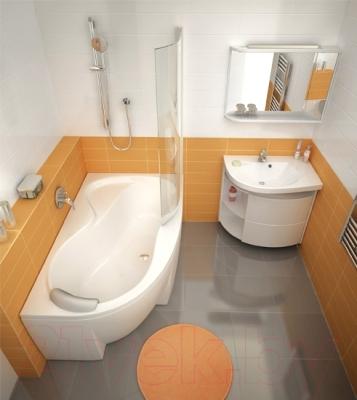 Ванна акриловая Ravak Rosa 160x95 R (C581000000)
