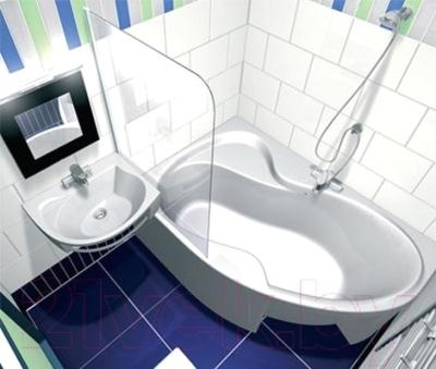 Ванна акриловая Ravak Rosa II PU Plus 150x105 L (CK210P0000)