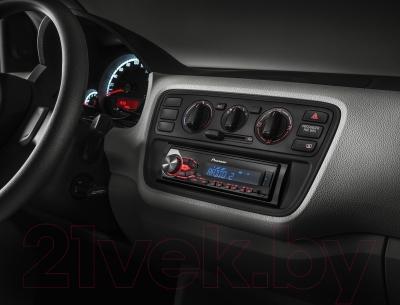 Бездисковая автомагнитола Pioneer MVH-180UI