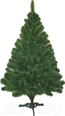Ель искусственная Ёлкино с зелеными концами (1.8м)