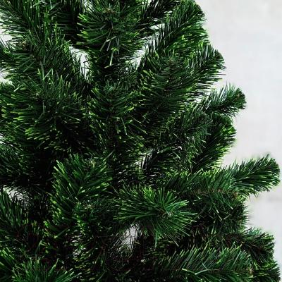Ель искусственная Ёлкино с зелеными концами (2.2м)