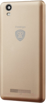 Смартфон Prestigio Wize P3 3508 / PSP3508DUOGOLD (золото)