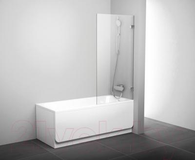 Стеклянная шторка для ванны Ravak BVS1 (7U840A00Z1)