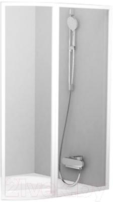 Пластиковая шторка для ванны Ravak Rosa VSK2 140 R (76P7010041)