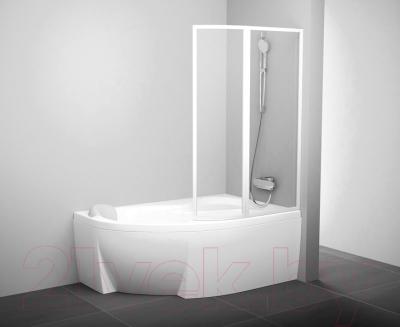 Пластиковая шторка для ванны Ravak Rosa VSK2 170 R (76PB010041)
