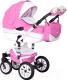 Детская универсальная коляска Riko Brano Ecco 3 в 1 (18) -