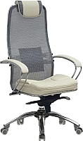Кресло офисное Metta Samurai SL1 (бежевый) -