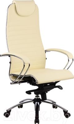 Кресло офисное Metta Samurai K1 (бежевый)