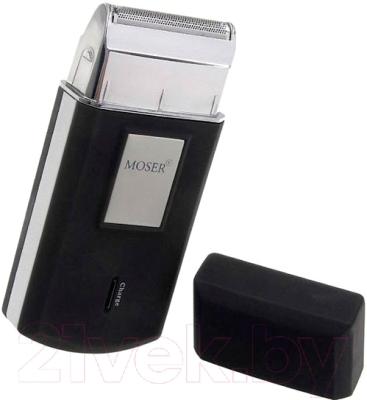 Электробритва Moser 3615-0051 (черный/серебристый)